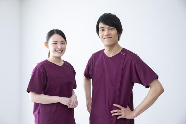 二人の作業療法士